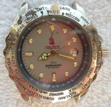 Nautica 1500 Professional 200 Meters Made in USA 160-30N1