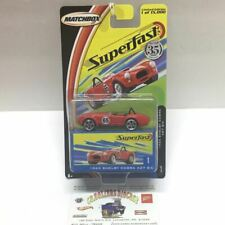 Matchbox Superfast #1 1965 Shelby Cobra 427 S/C red (T5)