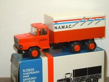 Daf N2800 NAMAC 1982 - Lion Car 72 Holland 1:50 in Box *38274