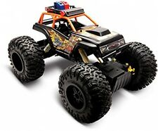 Maisto R/C Rock Crawler 3Xl Radio Control Vehicle Colors vary Red Green Black