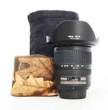 # Nikon Nikkor 10-24mm f 3.5-4.5G ED AF-S DX Ultra Wide Angle Zoom Lens S/N 5983