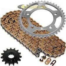 Gold O-Ring Drive Chain & Sprockets Kit Fits HONDA CBR600F2 CBR600F3 CBR600SJR