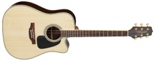 Takamine GD51CE-NAT Dreadnought Cutaway Acoustic-Electric Guitar, Natural