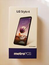 LG Stylo 4 ( Metro PCS ) 32GB , Black