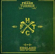 Frank Turner - England Keep My Bones [New CD]