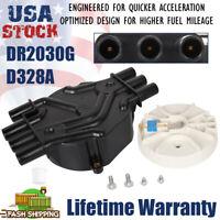 DR475 Distributor Cap and Rotor Kit For Chevrolet S10 GMC 4.3L V6 Vortec DR331