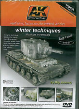 Ak-interactive AK035 WINTER WEATHERING (PAL)