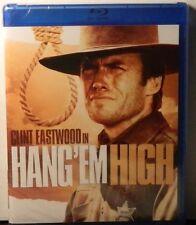 HANG 'EM HIGH (1968) Blu-ray Clint Eastwood Inger Stevens Ed Begley Ben Johnson
