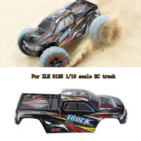 For XLH 9125 1/10 Scale RC Truck Off Road Nitro RC Accessory Body Shell Cover