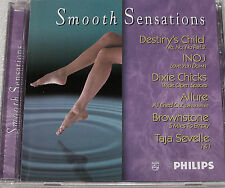 Smooth Sensations CD Destiny's Child Dixie Chicks Allure Brownstone INOJ