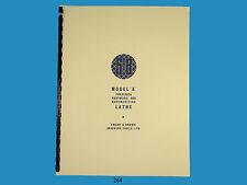 Smart & Brown Model A Operators Manual  *264