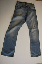 Lee Roscoe Jeans Hose Hellblau Stonewashed  W30 L32