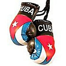 "CUBA FLAG ""MINI BOXING GLOVES"""