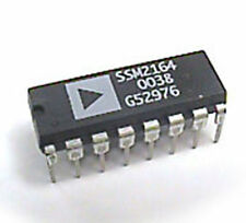 AD SSM2164 DIP-16 Low Cost Quad Voltage Controlled