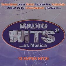 Various Artists : Radio Hits 2: Es Musica CD