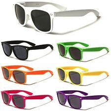 Fashion Retro Rewind Glasses Vintage Men Women Flex Fit Sunglasses Smoke Lens