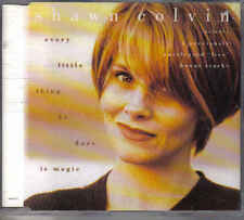Shawn Colvin- Every Little thing he does Is magic cd maxi single