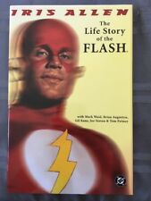 The Life Story Of The Flash 1997 First Print Hardcover