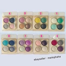 SAMPLE SIZED GOOD QUALITY EYE SHADOW QUADS (8 COLORS TO CHOOSE)