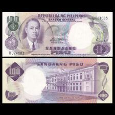 Philippines 100 Pesos, ND(1969), P-147b, Banknote, UNC-