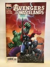 Avengers of the Wastelands #1 VF/NM 1st Print Marvel Comics