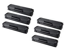 6-Pk/Pack MLT-D101S Black Toner Cartridge Samsung ML-2165W SCX-3405W SF760P