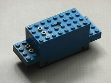 LEGO elettrico-blu 4,5 V MOTORE - 2 pin-Treni / veicoli (BB07) - 21