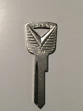 1952-1977 Ford Ignition & Door Key Blank-USA Made