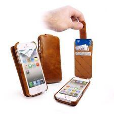 Carcasas de color principal marrón para teléfonos móviles y PDAs Apple