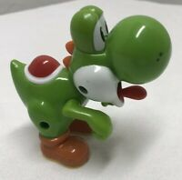 Nintendo Super Mario Yoshi toy loose McDonalds 2017 Retro Gaming