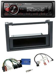 Pioneer Bluetooth USB DAB Lenkrad Autoradio für Saab 9.3 (ab 2008)