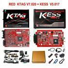 KTAG V7.020 + KESS V5.017 Master Version No Token RED EU PCB Remapping OBD Tools