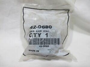 NEW Genuine Toro Fuel Cap 42-0680 (Qty 1) NOT AFTERMARKET