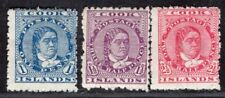 COOK ISLANDS 1893/4 STAMP Sc. # 10/2 MH