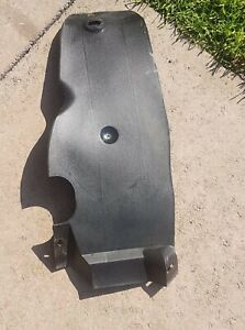 Bmw e30 drivers side arch liner/flier neck cover