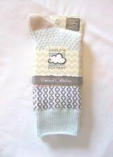 World's Softest Socks - Weekend Collection - Savannah - Crew Length - NEW