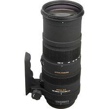 Sigma Objektive für Canon Kameras
