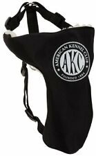 """American Kennel Club 2-in-1 Seatbelt Harness For Dogs,  Size Chest 25"""" x 34"""""""