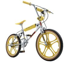 �🌟Netflix Stranger Things: Max Bmx-style Bike,20 in wheel,Chrome/Yellow🌟⭠�
