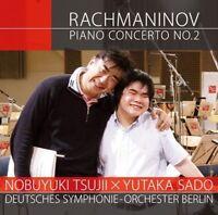 Nobuyuki Tsujii - Rakhmaninov: Piano Concerto No.2 [New CD] Blu-Spec CD 2, Japan