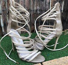 Marco Gianni Gladiator high heels size 37