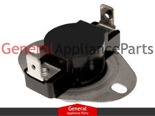 Universal Furnace Stove Dryer High Limit Thermostat Switch L180 610014