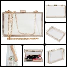 36c9a383f8 Acrylic Clutch Bags & Handbags for Women for sale | eBay