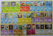 XY BREAKPOINT - Complete Common Pokemon Cards Set