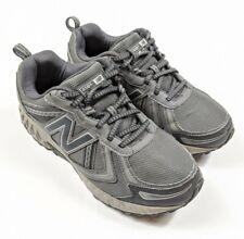 New Balance 410v5 MT410CC5 Trail Running Shoes, Men's Size 8 4E Gray Black