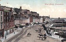 de irish postcard ireland cork queenstown titanic related