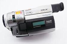 Digital Sony Handycam DCR-TRV310E PAL videocámara digital 8 y Hi8 de vídeo Gratis Reino Unido P&p