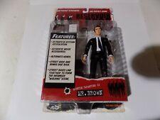 Rare Mr Brown Reservoir Dogs Mezco Tarantino Figure!!!