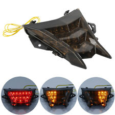 LED Tail Light Integrated Turn Signal Smoke Lens For BMW S1000R 2014 2015 2016