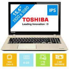 "15.6"" Toshiba Satellite P50-C-18J, Intel i5 2.30GHz, 1TB, 16GB, GeForce, Laptop"